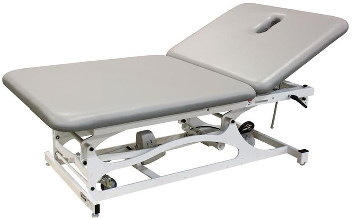 New Pivotal Health Thera-P Bariatric Double Section Table