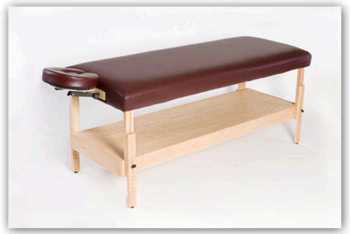 New Dura Comfort Massage Table