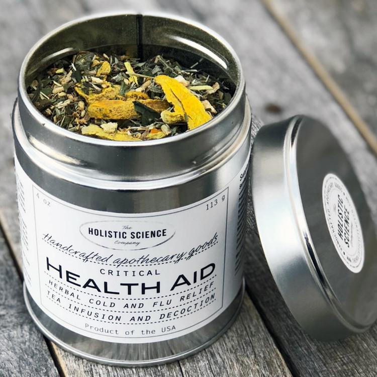 Tea Infusion & Decoction :: Health Aid