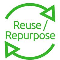 redeuce repurpose icon