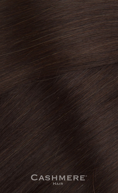 Bel Air Brunette Clip In Hair Extensions