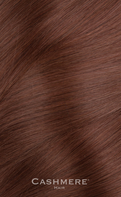 ROXBURY RED 20 Inch Wrap Ponytail. Real Human Remy Hair.