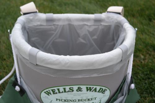 Use with W&W picking bucket.