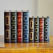 Decorative Book Hidden Camera w/ DVR & 90-Day Battery