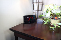 Clock Radio Hidden 4k Camera w/ Night Vision & DVR