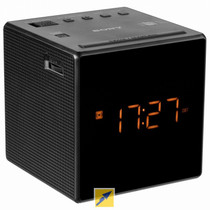 Sony Cube Clock Radio Hidden Camera w/ WiFi Remote View