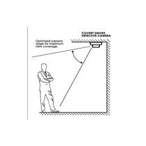 Smoke Detector Hidden Camera w/ WiFi Remote View