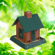 Bird Feeder Hidden Camera w/ DVR & Night Vision (90-Day Standby Battery)