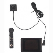 Professional Grade Hand Held Portable DVR and Button Camera Set