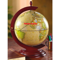 World Globe Hidden Camera w/ WiFi & 40 Hour Battery