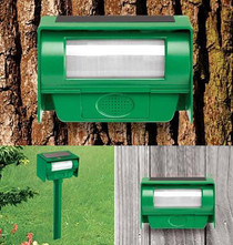 Insect Repeller Hidden Camera w/ DVR & Battery