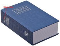 Book Hidden Camera w/ DVR & Battery Option