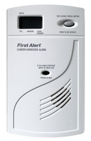 Carbon Monoxide Hidden Camera w/ 4G Cellular Remote Viewing