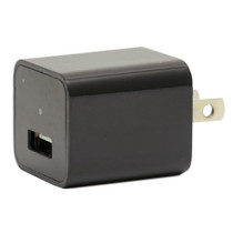 Mini USB Charger 1080P HD Hidden Camera w/ Motion Activated Recording