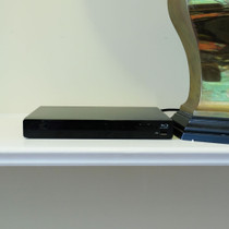 Blu-Ray DVD Player 1080P Hidden Camera w/ WiFi Remote View