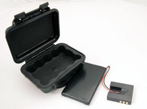 Pelican Case & 75-hour Extended Battery Combo