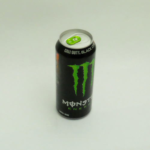 Energy Drink Can Hidden Spy Camera w/ Motion Detection
