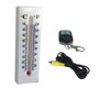 Thermometer Hidden Camera w/ Motion Detection Recording