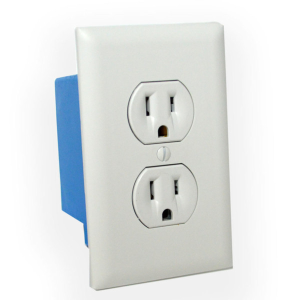 Wall Outlet Hidden Camera W/ DVR & WiFi Remote View