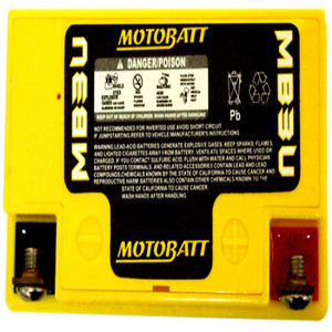 Motobatt MB3U 3.8Ah Battery