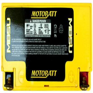 Motobatt MB5U 7Ah Battery