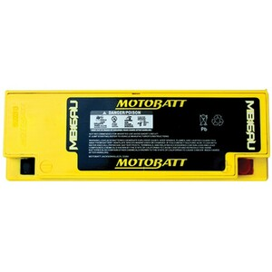 Motobatt MB16AU 20.5Ah Battery