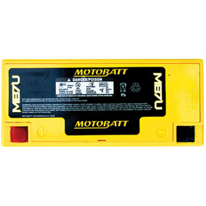 Motobatt MB7U 6.5Ah Battery