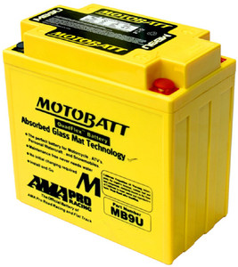 Motobatt MB9U 11Ah Battery