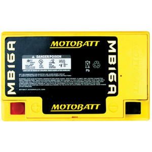 Motobatt MB16A 17.5Ah Battery