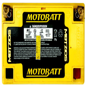 Motobatt MBTZ10S 8.6Ah Battery