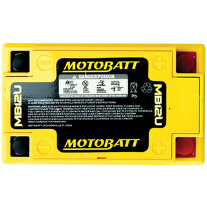 Motobatt MB12U 15Ah Battery