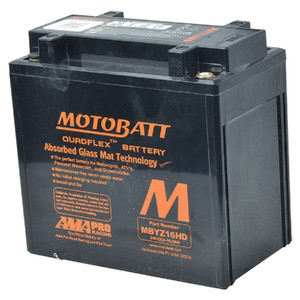 Motobatt MBYZ16HD 16.5Ah Battery