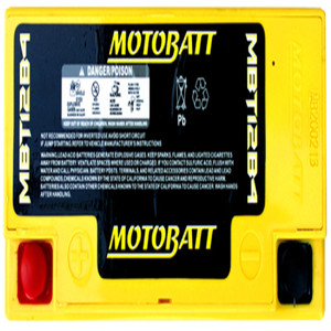 Motobatt MBT12B4 11Ah Battery