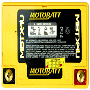 Motobatt MBTX4U 4.7Ah Battery