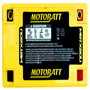 Motobatt MBTX20U 21Ah Battery