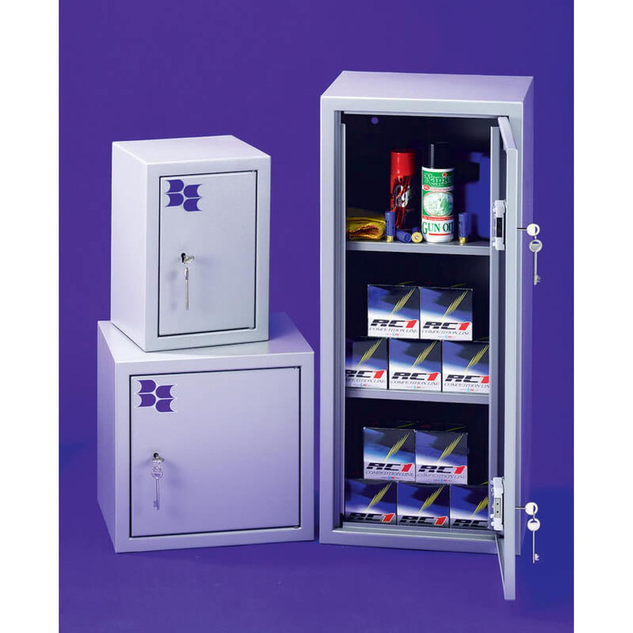 BrattonSound SC2S Storage Cabinet 2 Shelves