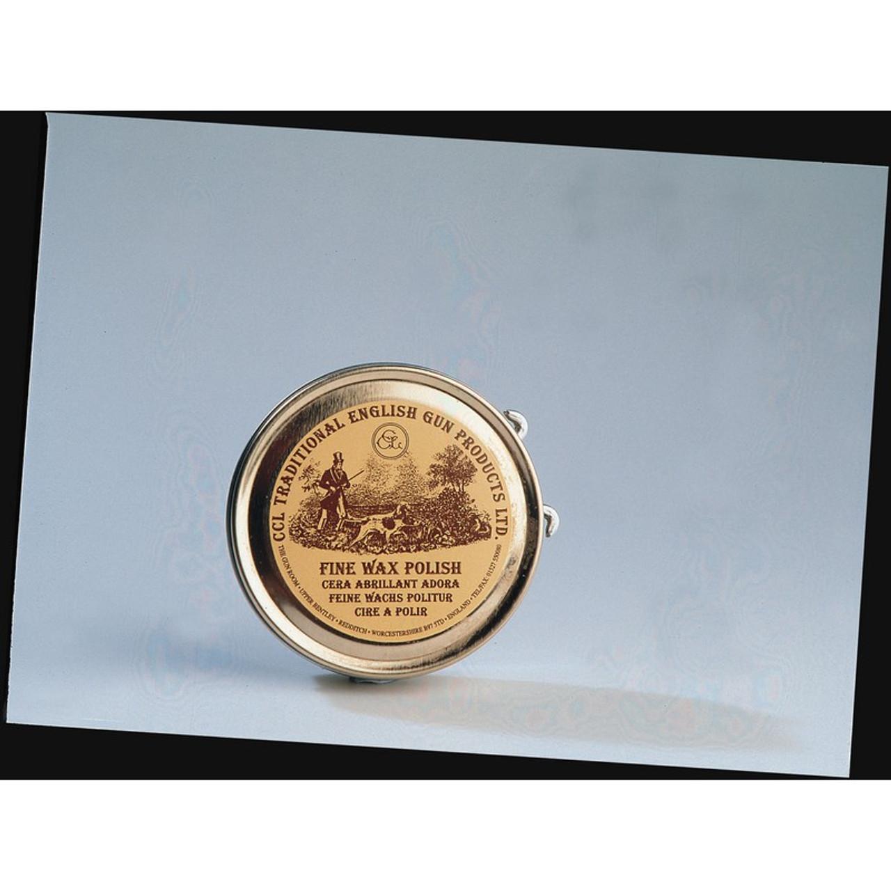 Best price for CCL Gunstock Wax Polish, on sale from Bradford Stalker