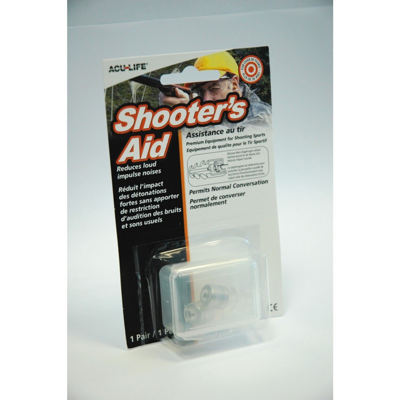 Shooter Aid Ear Plug