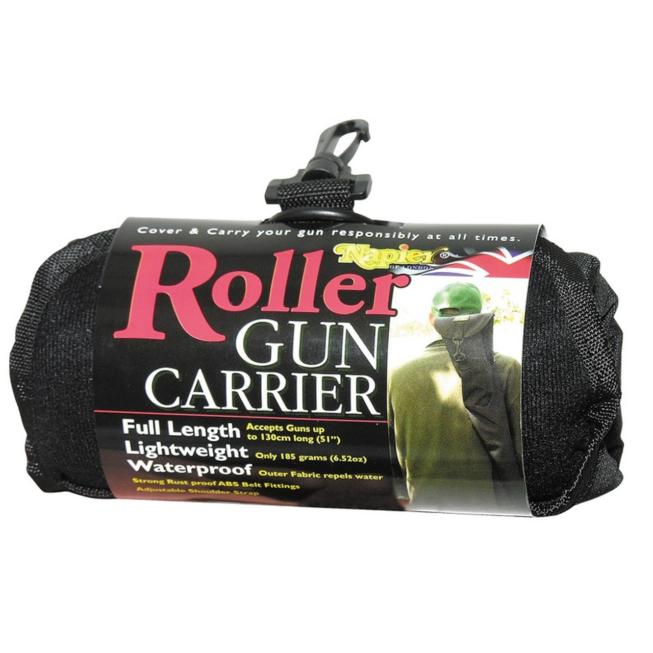 Napier Roller Shotgun Carrier