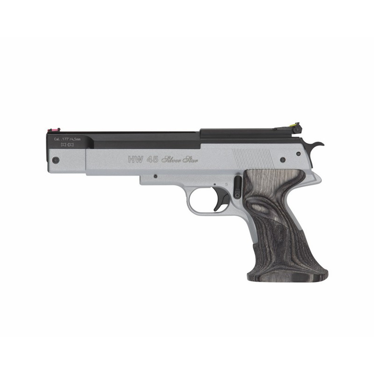 Weihrauch HW45 Silver Star, buy at cheap rates from Bradford Stalker
