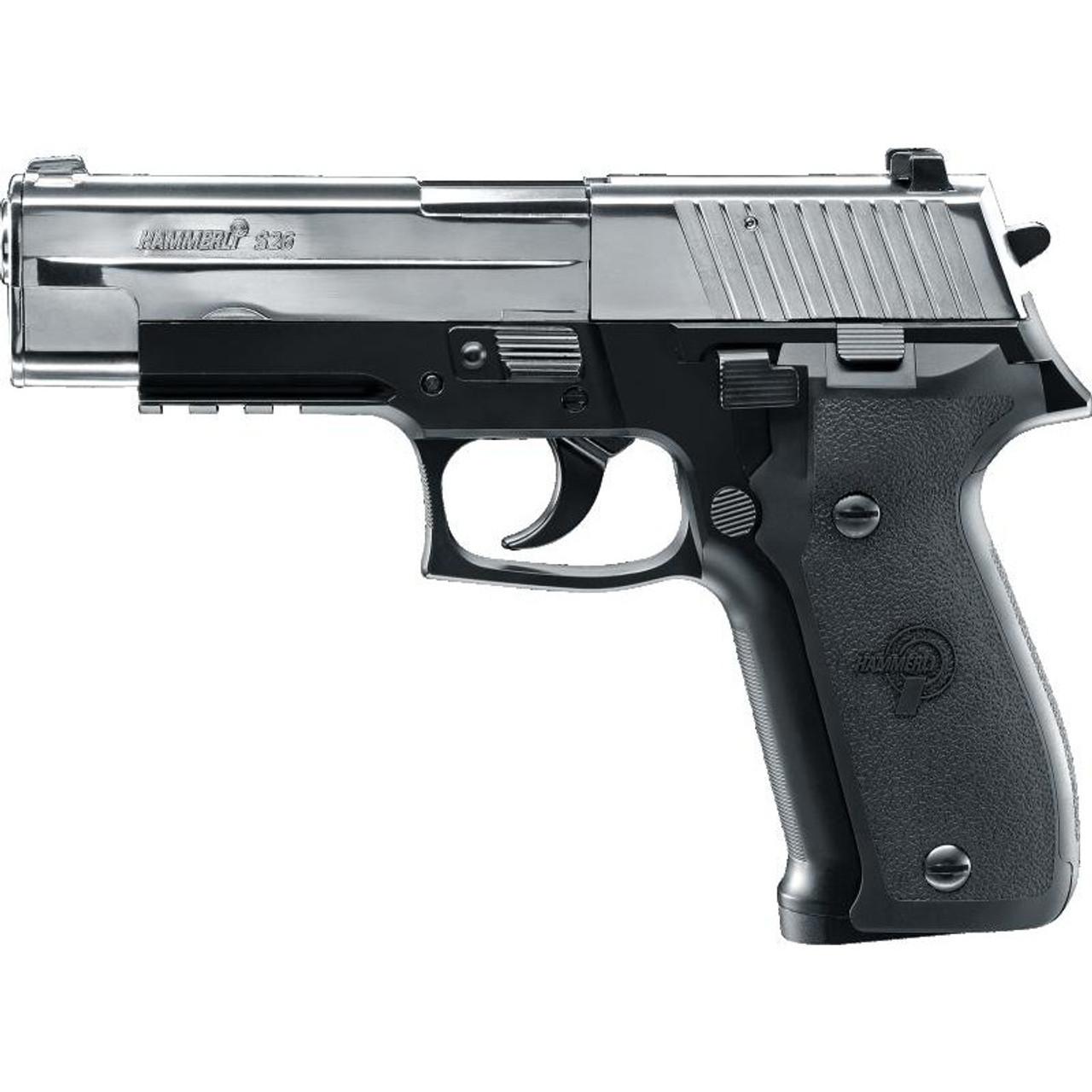Hammerli S26 CO2 Pistol