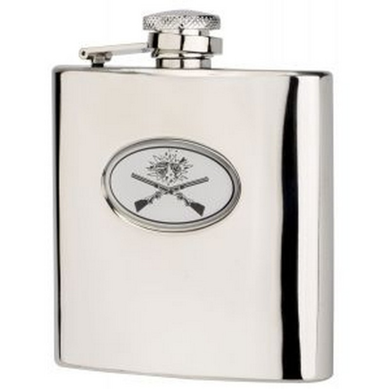 Crossed Guns Flask, Gift