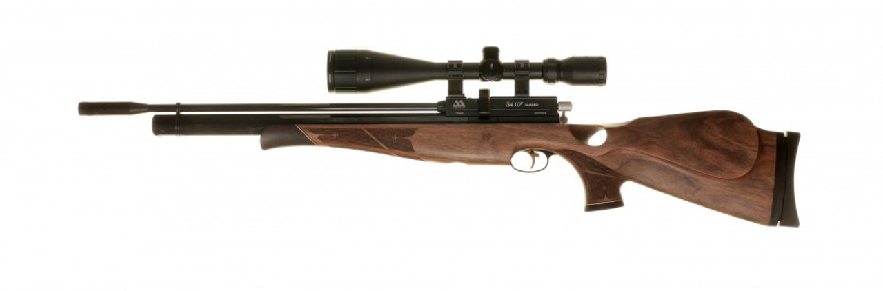 Best price for Air Arms S410 Walnut Thumbhole