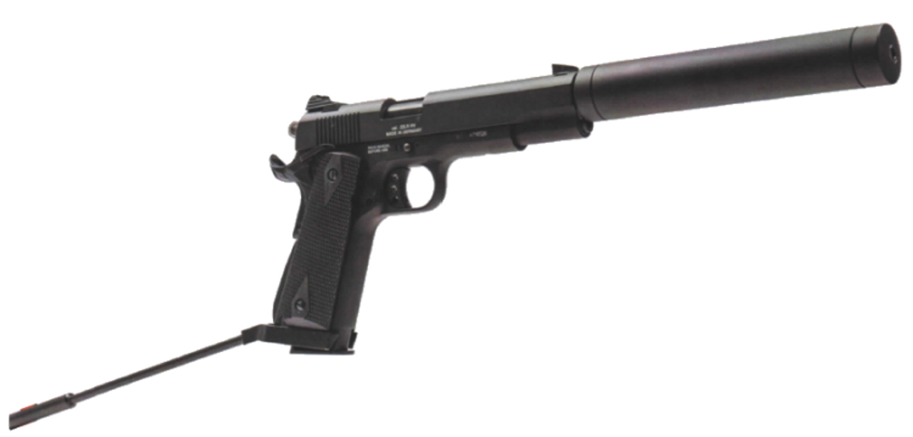 GSG 1911 long barrel pistol