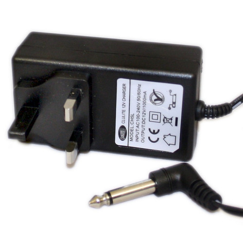 Clulite 12v Charger With Jack Plug - Ch5L