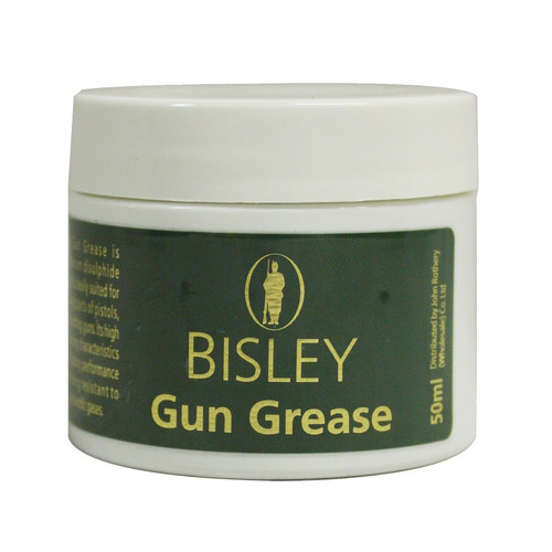 Bisley Gun Grease, gun maintenance