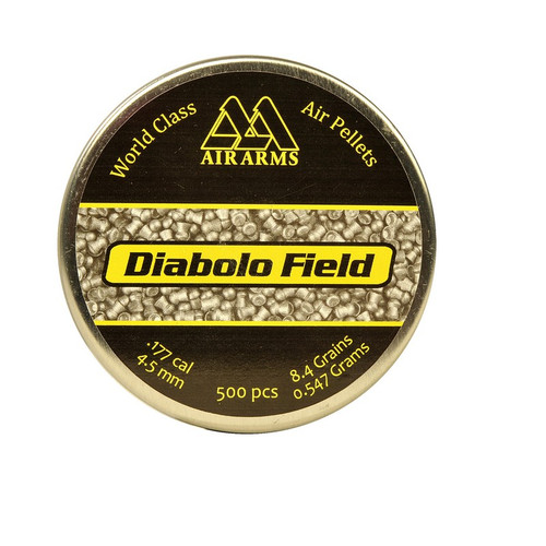 best price for Air Arms Diablo Field .177 Pellets, on sale at Bradford Stalker