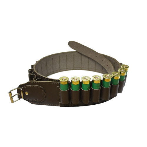 Leather Cartridge Belt