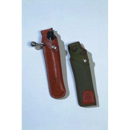 Radar Rifle Bolt Holster - Leather