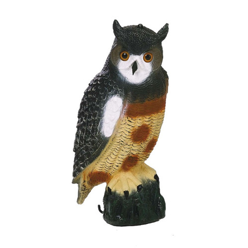 Great Horned Owl Decoy